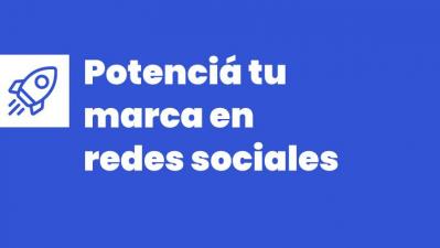 Identidad de marca para redes sociales